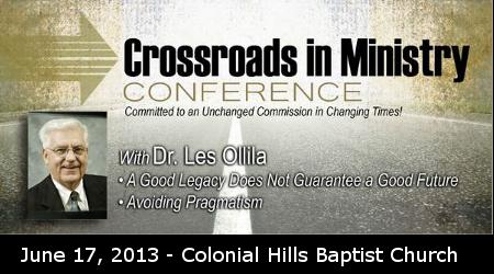 CrossroadsConf2013