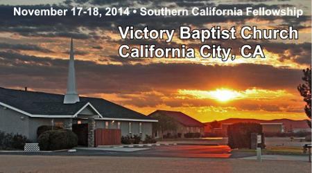 2014 Southern California Fellowship