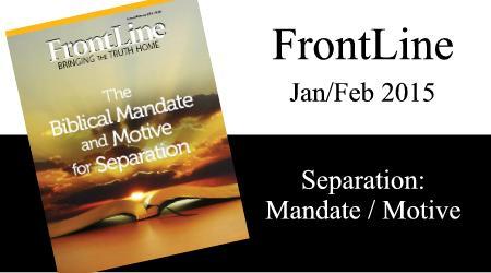 FrontLine January/February 2015