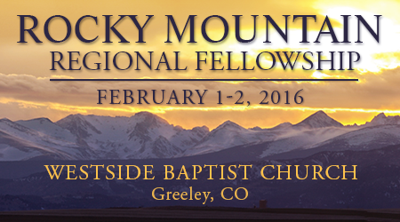 Rocky Mountain Regional Fellowship