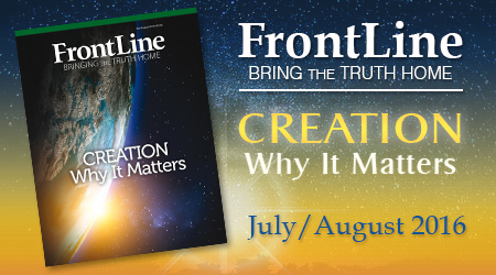 Creation — Why It Matters