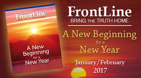 A New Beginning for a New Year